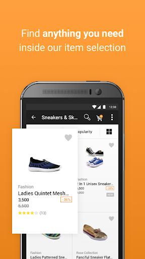 JUMIA Online Shopping 4.9.1 screenshots 2