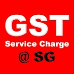 GST Service Charge @ SG Icon