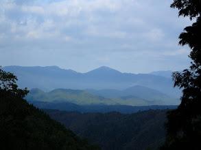 毘沙門岳(三角錐の山)