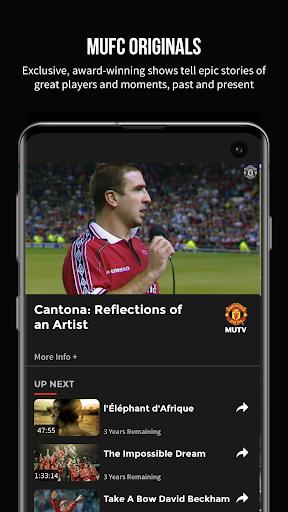 MUTV u2013 Manchester United TV 2.9.0 screenshots 6