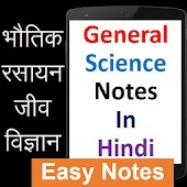 General Science Notes SSC IAS