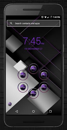 Purple Breakout|玩個人化App免費|玩APPs