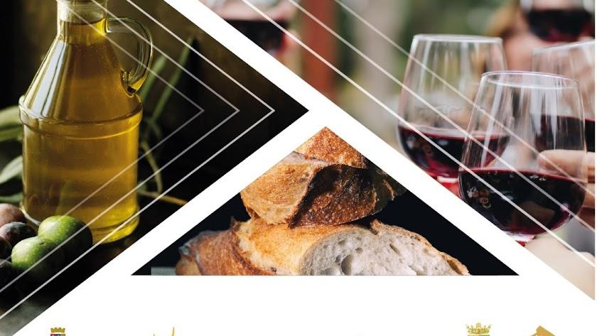Detalle del cartel de la nueva edición de Almanzora Gourmet.