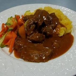 Savoury Lamb Chop Casserole.