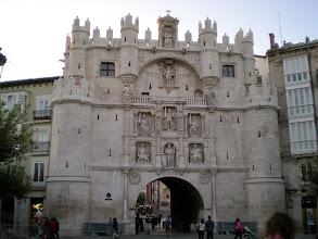 Photo: Arco de Sant Maria. Burgos