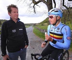 """Verbrugghe wacht lastige keuzes voor WK: """"Alleen Van Avermaet en Gilbert zeker"""" en """"Dan heb je geen coach nodig"""""""