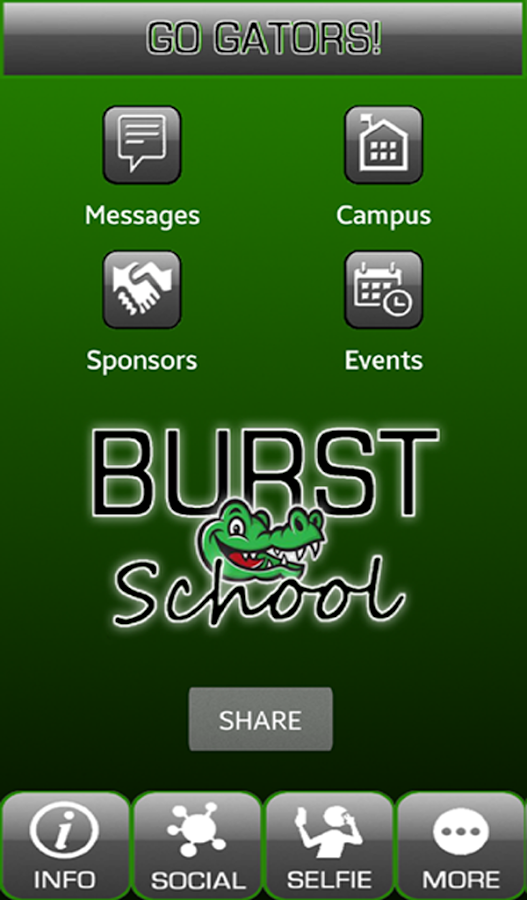 Burst School- screenshot