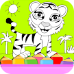 Cute Animals Coloring Book For Kids APK