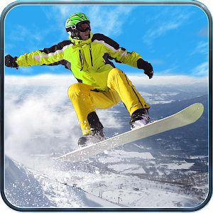 Snow Board Freestyle Skiing 3D