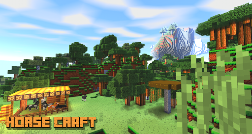 Horsecraft: Survival and Crafting Game game (apk) free download for Android/PC/Windows screenshot