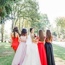 Wedding photographer Liliya Dackaya (liliyadatska). Photo of 03.01.2018