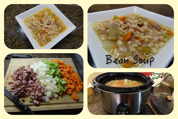Sara's Easy Bean Soup Recipe