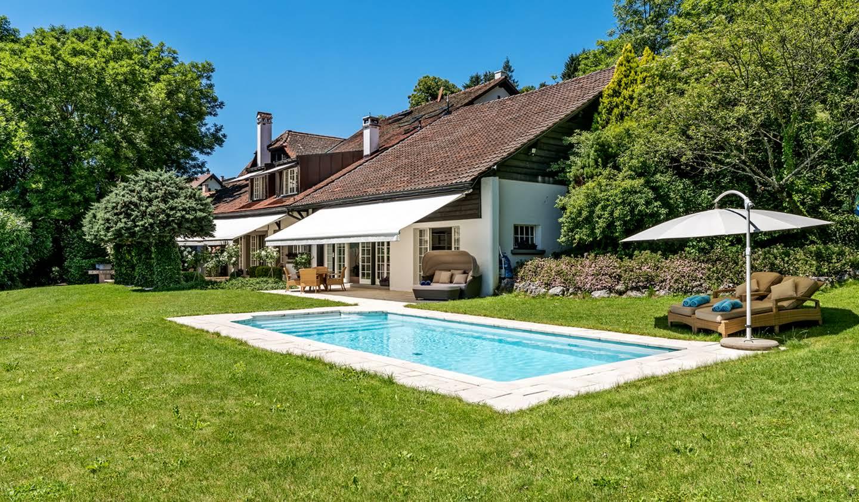 Propriété avec jardin Grandvaux