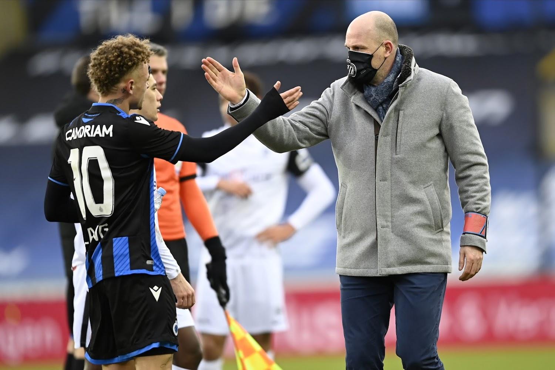 Clement n'ira pas non plus à Kiev: le point définitif après les tests du Club de Bruges - Walfoot.be