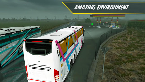 Airport Bus Racing 2019:City Bus Simulator Game 3D 1.4 screenshots 2