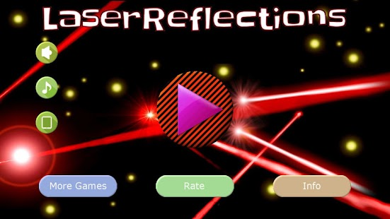 Laser Reflections- screenshot thumbnail