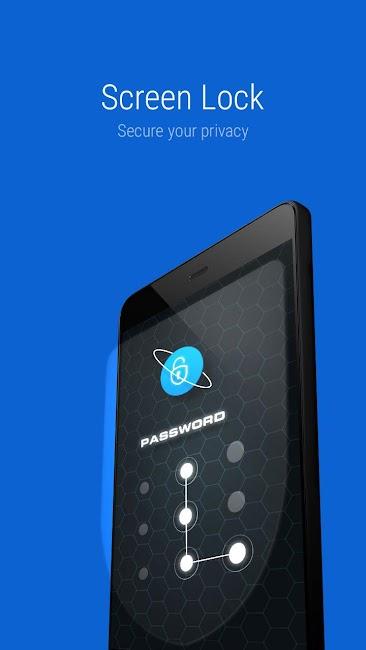 #1. CM Locker-AppLock,ScreenLock (Android)