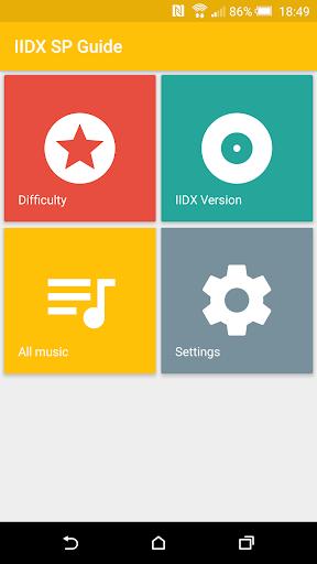IIDX SP Guide