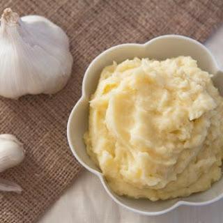 Garlic Mashed Potatoes.