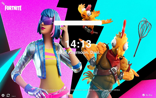 Shimmer Specialist Fortnite Wallpapers Tab