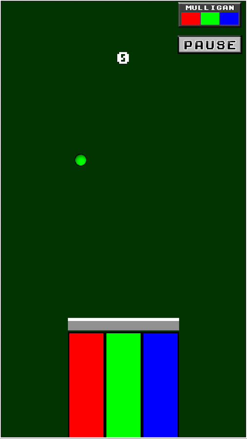 RGBPONG- screenshot