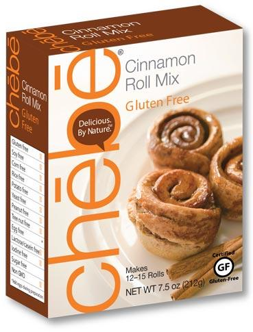 Cinnamon Roll Mix