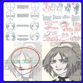 Anime Drawing Tutorial Steps