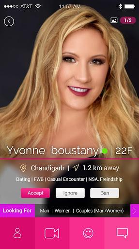Xoticaa screenshot