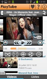 PlayTube for YouTube free- screenshot thumbnail
