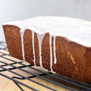Eggnog Pound Cake #ChristmasWeek