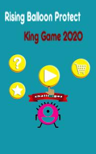 Rising Up Protect Balloon King Game 2020 1