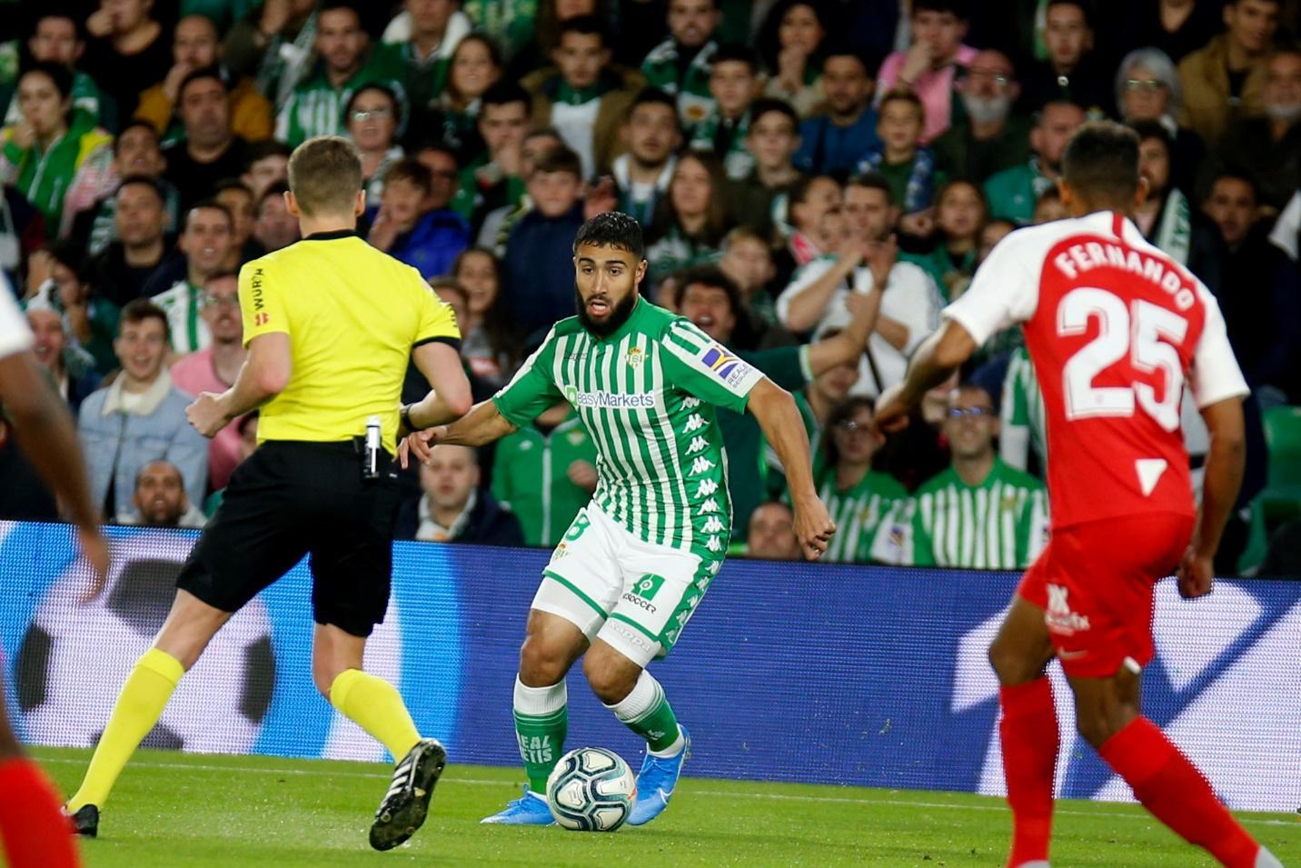 Real Betis vs. FC Sevilla