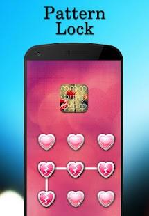 Love AppLock - náhled