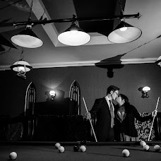 Wedding photographer Viktor Savelev (Savelyevart). Photo of 08.11.2017