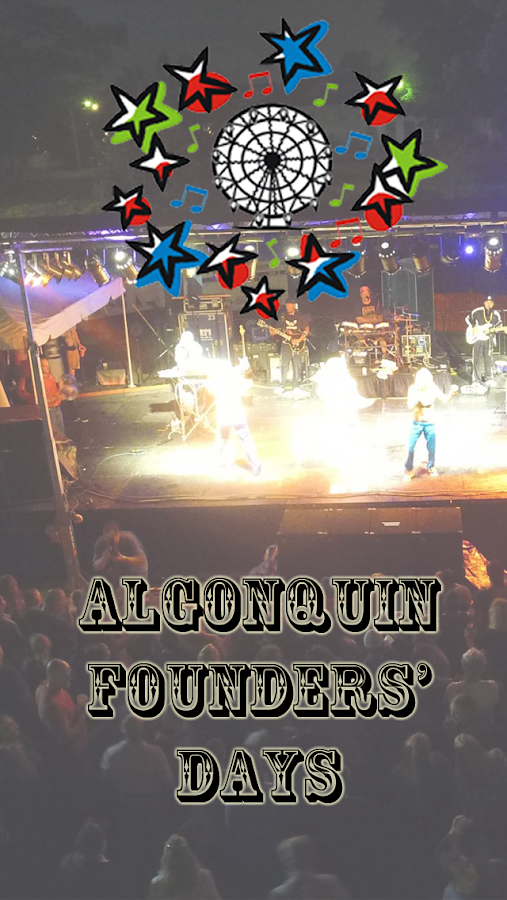 Algonquin Founders' Day- screenshot