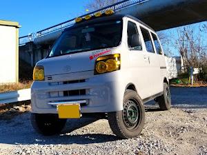 ハイゼットカーゴ  トヨタ ピクシスバンのカスタム事例画像 Ko-@IwasakiHeavyIndustryさんの2018年12月18日09:25の投稿