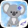 Cute Baby Koala Theme