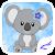 Cute Baby Koala Theme file APK Free for PC, smart TV Download