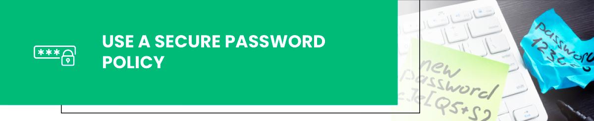 website hosting security best practices