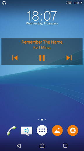 Simple Music Player by Simple Mobile Tools (Google Play