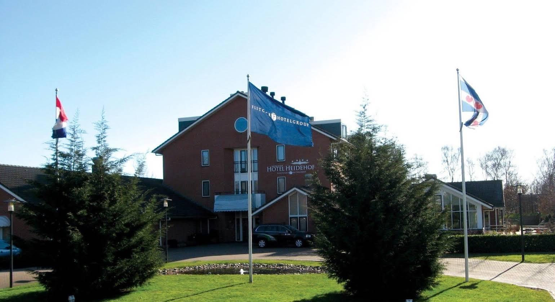 Fletcher Hotel Restaurant Heidehof