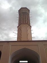 Photo: بادگير باغ دولت آباد يزد