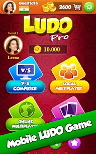 Ludo Pro : King of Ludo's Star Classic Online Game Apk Download For Android 9