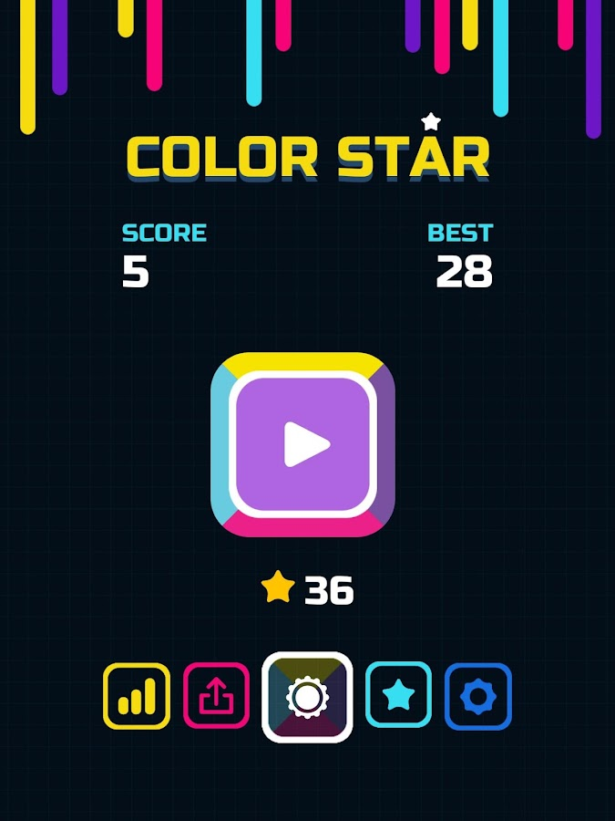 Color Star- screenshot
