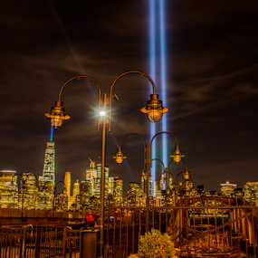 9-11-2016 by Werner Ennesser - Buildings & Architecture Other Exteriors ( 9-11, liberty state park,  )