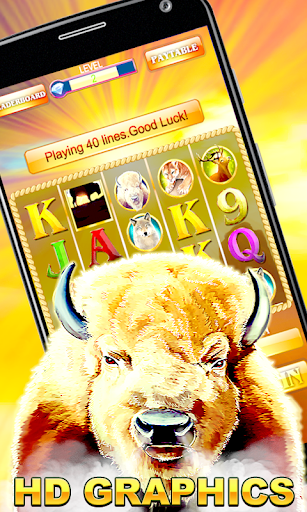 Slot Machine: Buffalo Slots  screenshots 2