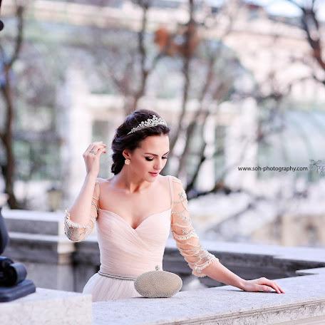 Hochzeitsfotograf Nataliya Melcer (Sohatiy). Foto vom 31.01.2018