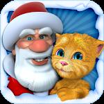Talking Santa meets Ginger + Icon
