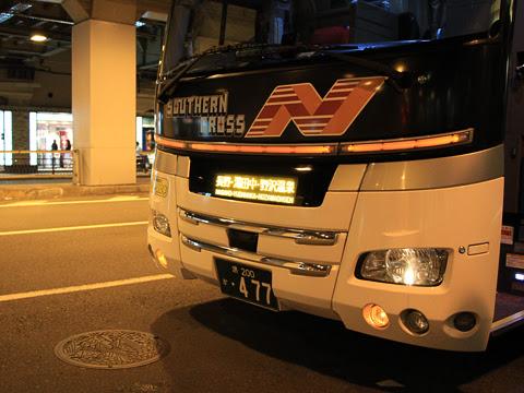 南海バス「サザンクロス」長野線 ・477 大阪駅前改札中_02