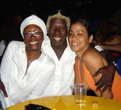 Photo: Sol, Alexi y Dunai